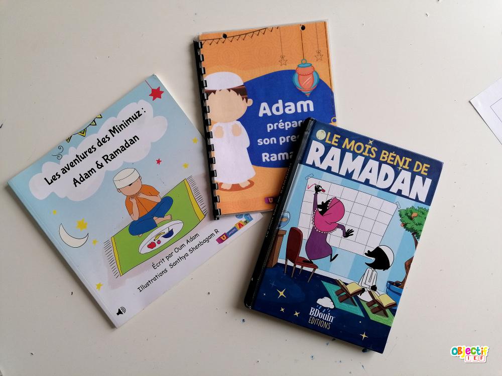 ramadan activité supports gratuit