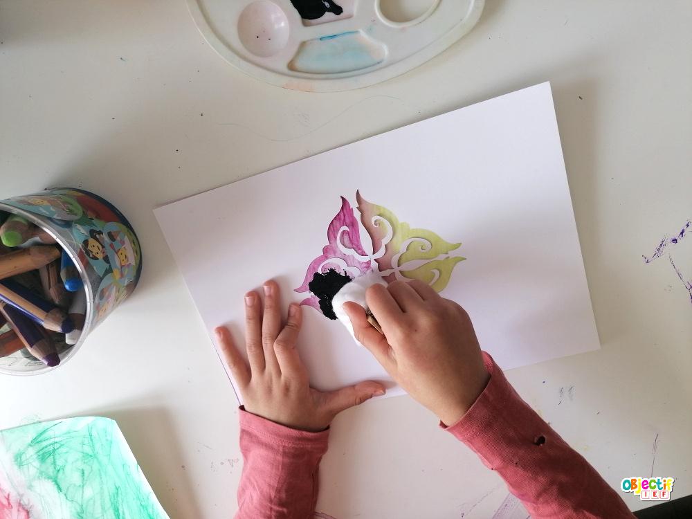 art visuel mongolie tour du monde ief instruction en famille découverte du monde cp ce1 ce2 cm1 cm2 activité enfant