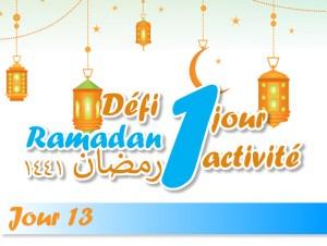 Les deux attestations défi ramadan activité enfant ramadan islam kids activities jeune ramadan muslim