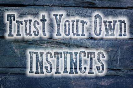 Suivez votre intuition pour amorcer vos changements