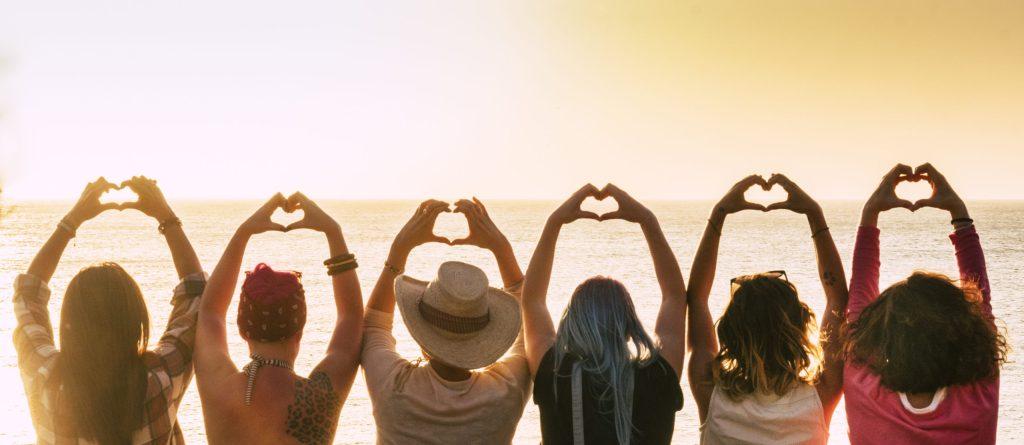 Apprendre à s'aimer et se respecter et réussir à lâcher prise