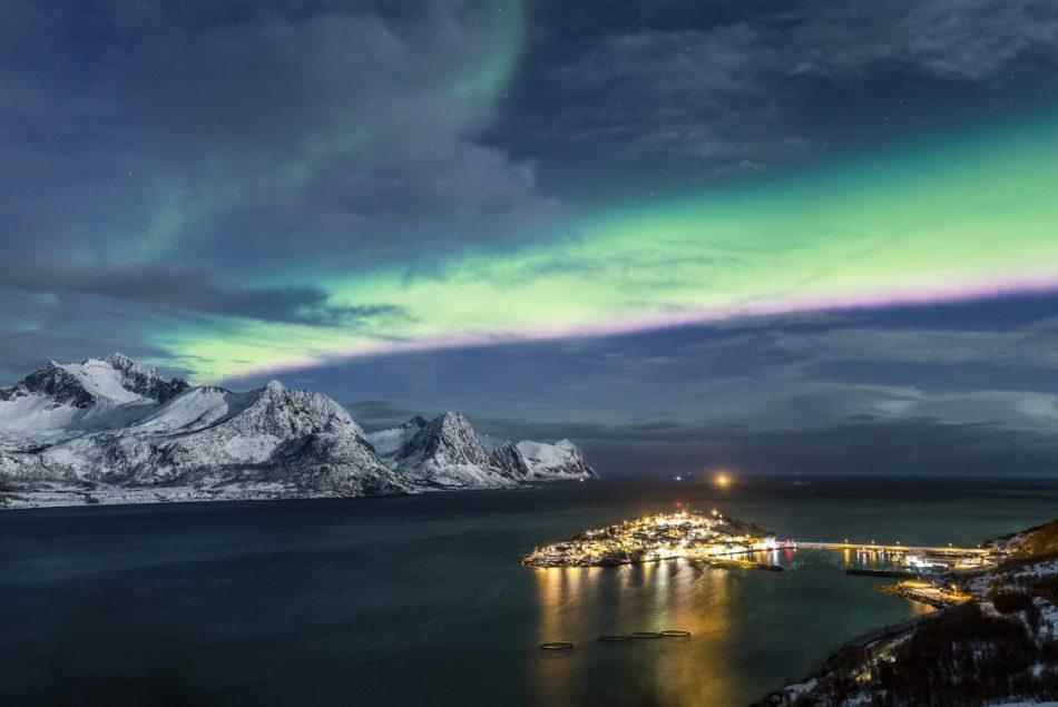 photographier des aurores boréales