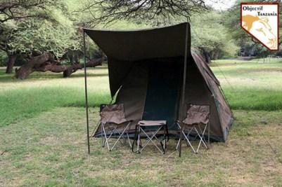 Safaris et trekking en bivouac en Tanzanie - Safari prive de luxe sur mesure avec Objectif Tanzania