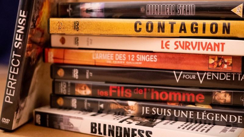 Selection de films sur les pandemies et virus