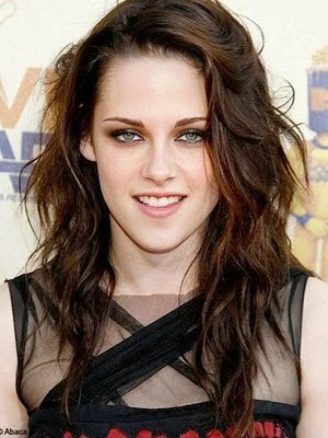 Kristen Stewart brune