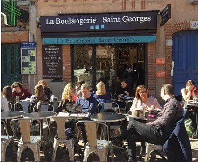 Boulangerie St Georges Toulouse