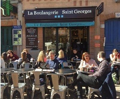 Boulangerie St Georges Toulouse