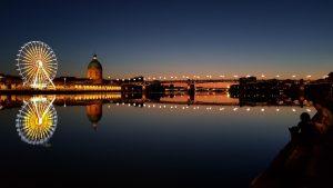 Skyline Toulouse Ete