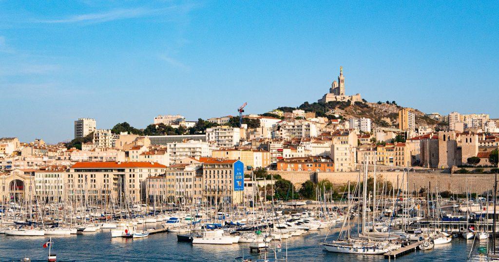 Voir le veux port de Marseille