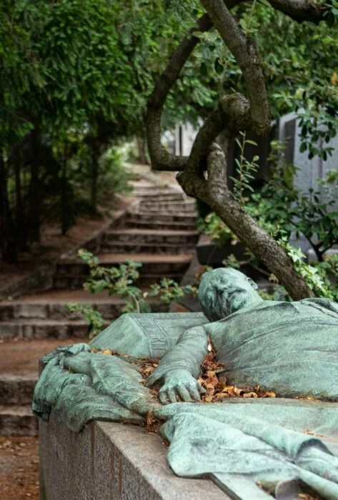 Tombe Felix Faure Pere Lachaise