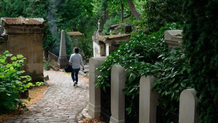 Visite Pere Lachaise