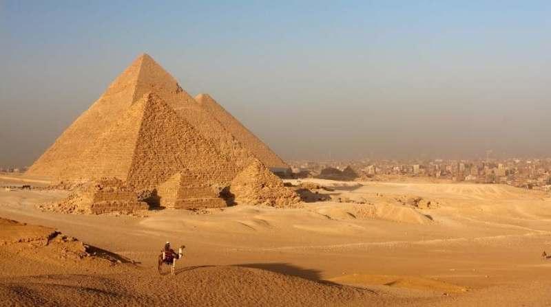 Choses a faire avant de mourir - Pyramides d'Egypte