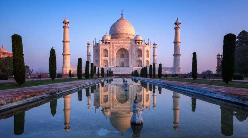 Choses a faire avant de mourir - Taj Mahal