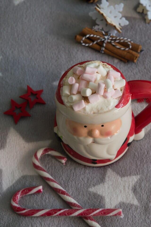 Bucket List de Noel - Mug Noel