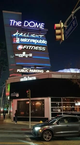 Cinema Arclight - Sunset Boulevard