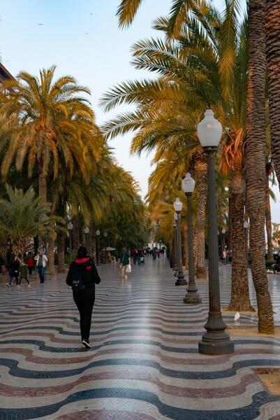 Ramblas Alicante