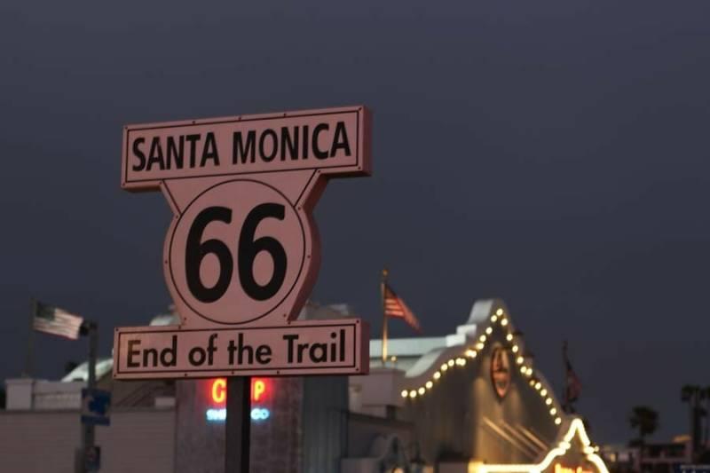 Realiser ses reves - la route 66