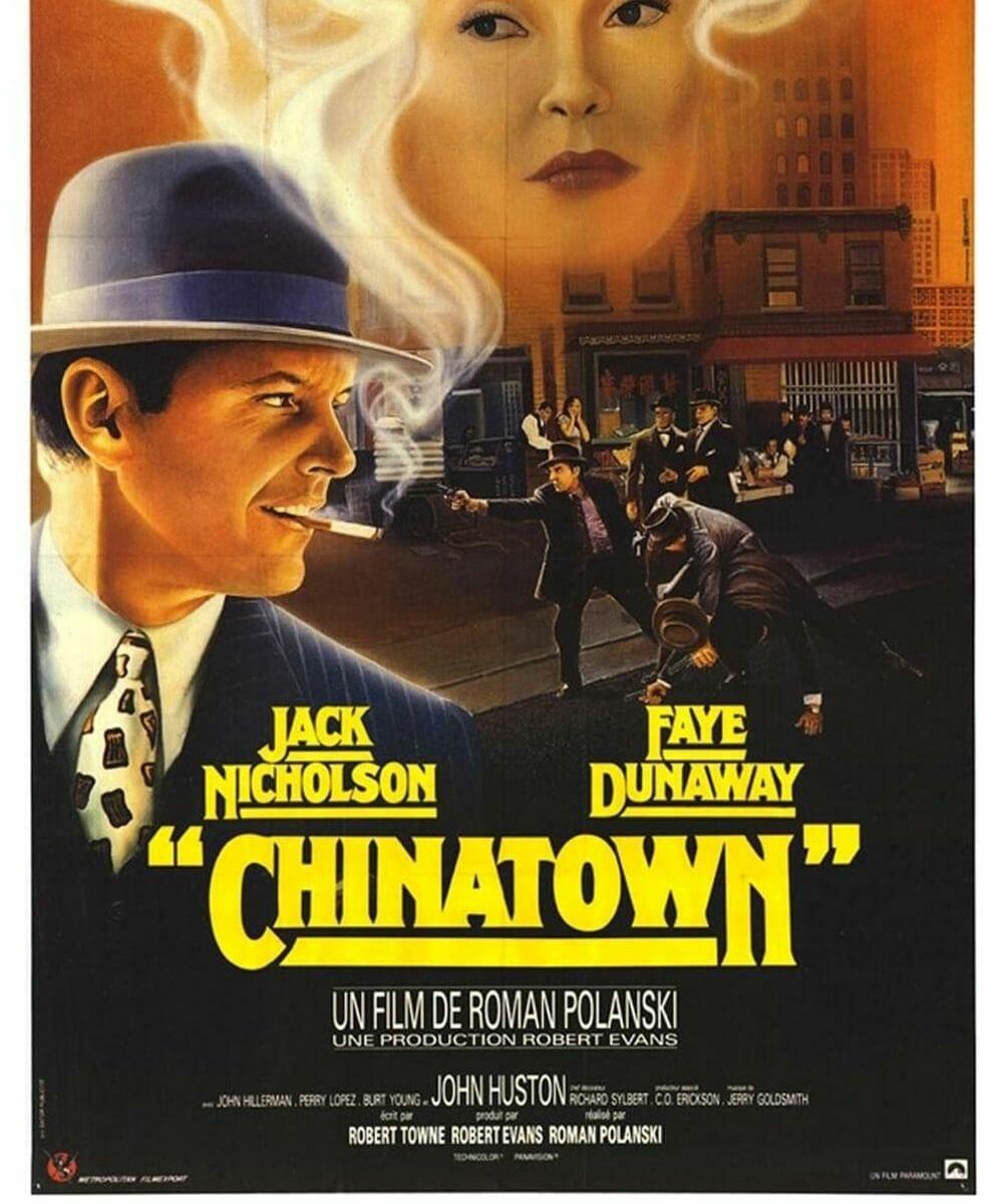 Films a voir une fois dans sa vie - Chinatown