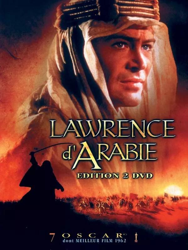 Films a voir une fois dans sa vie - Lawrence d'Arabie
