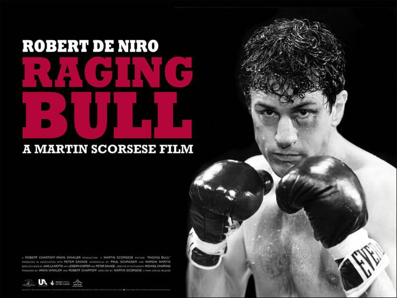 Films a voir une fois dans sa vie - Raging-Bull