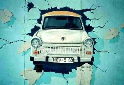Test de Best Mur de Berlin