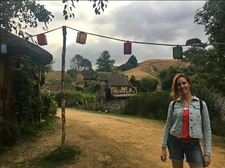Hobbiton Village - Nouvelle-Zelande