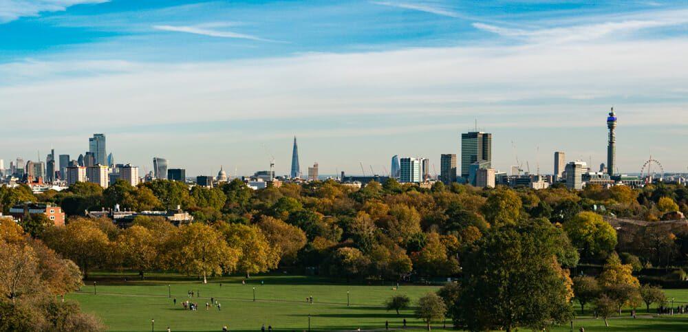 Londres Skyline
