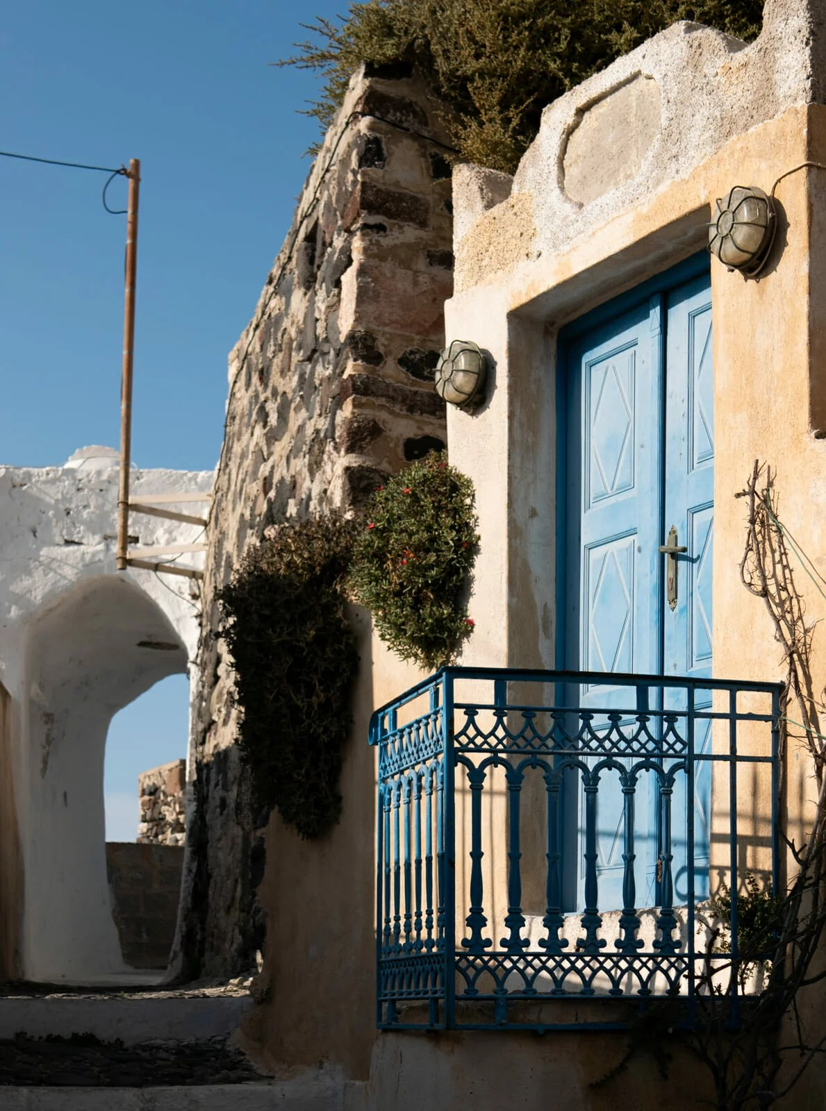 Pyrgos porte