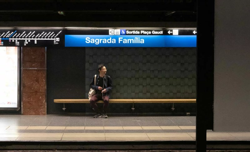 Sagrada Familia Metro