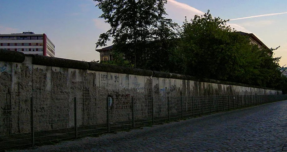 Vestiges Mur de Berlin