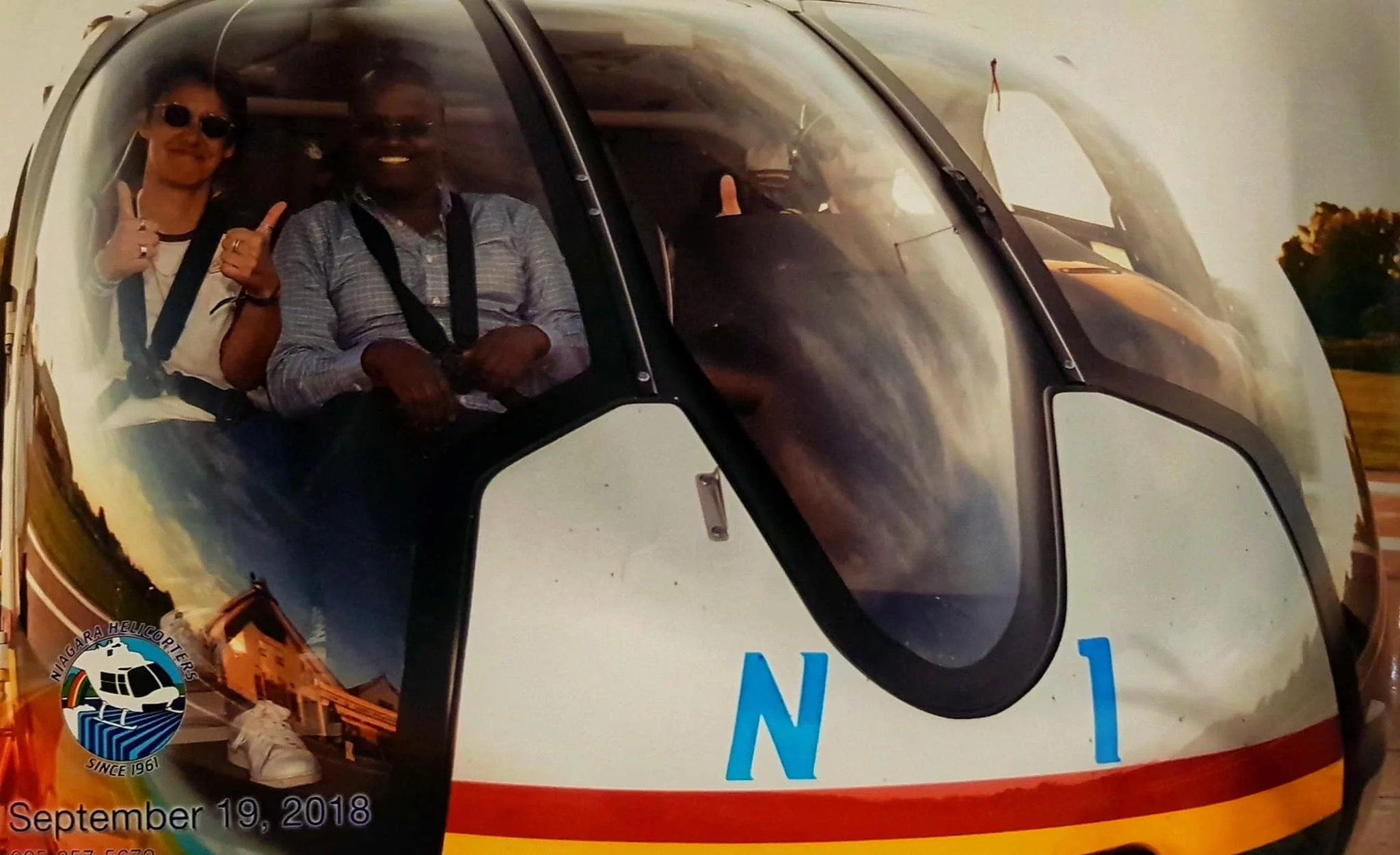 Virgo Helicoptère