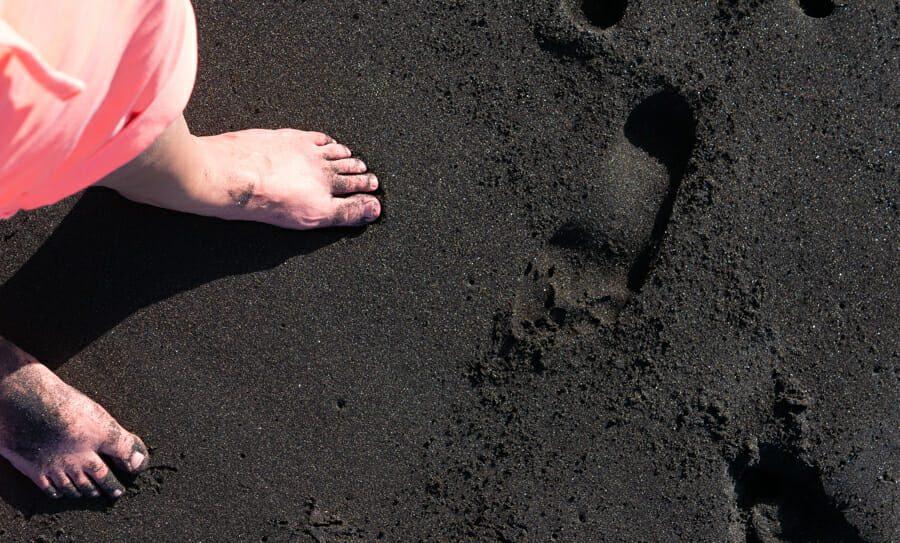 Virgo sable noir Tenerife