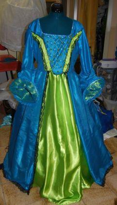 La robe d'Anaëlle