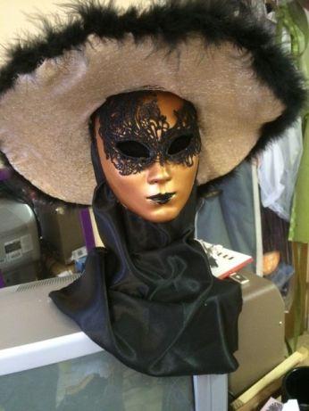 Masque de Caroline