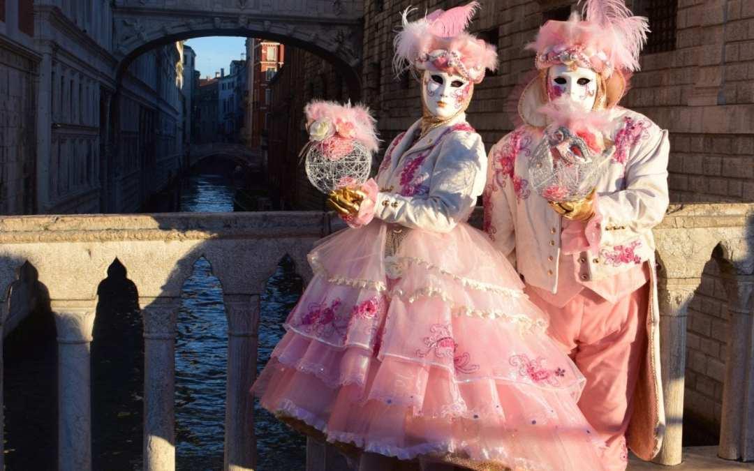 Carnaval de Venise 2016, les autres costumés