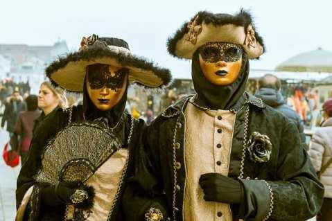 karneval Benátky 3