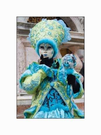Objectif carnaval bleu et vert 3