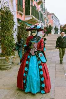 karneval Benátky 4