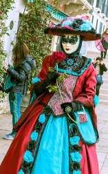 karneval Benátky 5