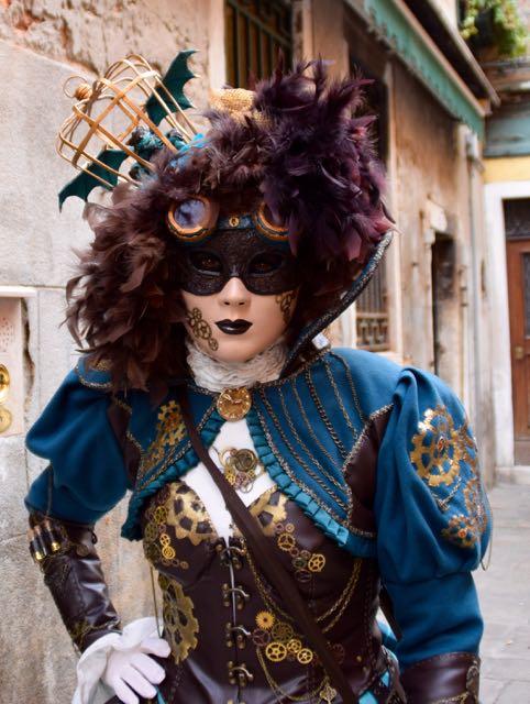 Venise 2017 Les autres costumés