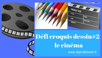 croquis cinema