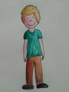 dessin enfant couleur