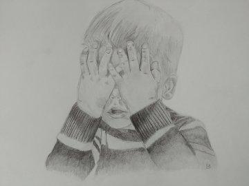 dessin d'un enfant