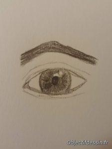 Comment Dessiner Un œil Défi Semaine 8 52