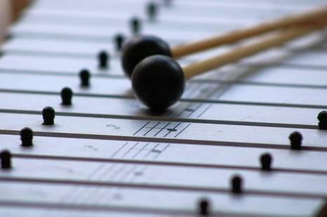dessiner un xylophone