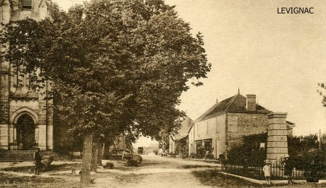 Lévignac en 19200147 R T
