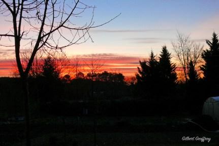 ciel à Gravelynes printemps 2008 S