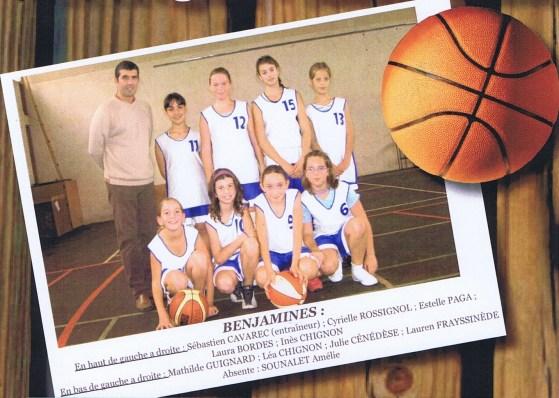 2006-2007 Benjamines
