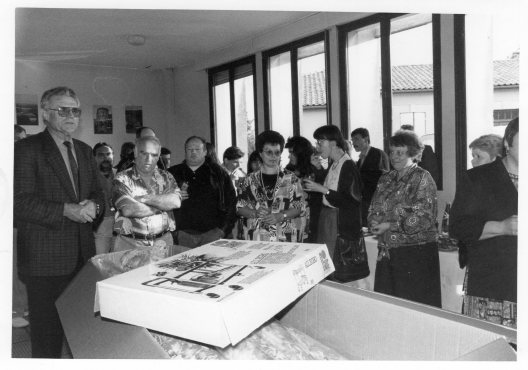 retraite-mme-lasserre-receveur-ptt-1994