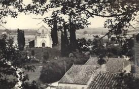Le Village et l'église de Bernac